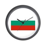 Bulgaria Wall Clock