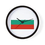 Bulgaria Wall Clock