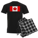 Canada Men's Dark Pajamas