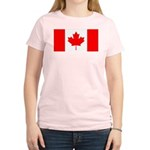 Canada Women's Light T-Shirt