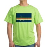 Cape Verde Green T-Shirt