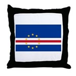 Cape Verde Throw Pillow