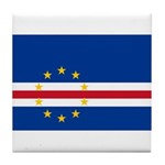 Cape Verde Tile Coaster