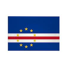 Cape Verde Rectangle Magnet