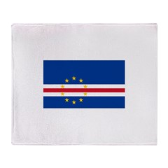 Cape Verde Throw Blanket