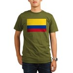 Colombia Organic Men's T-Shirt (dark)