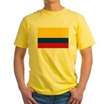 Colombia Yellow T-Shirt