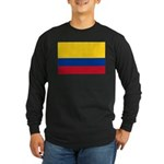 Colombia Long Sleeve Dark T-Shirt