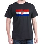 Croatia Dark T-Shirt