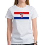 Croatia Women's T-Shirt