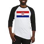 Croatia Baseball Jersey