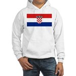 Croatia Hooded Sweatshirt