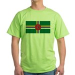 Dominica Green T-Shirt