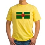 Dominica Yellow T-Shirt