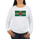 Dominica Women's Long Sleeve T-Shirt