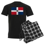 Dominican Republic Men's Dark Pajamas