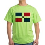 Dominican Republic Green T-Shirt