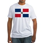 Dominican Republic Fitted T-Shirt