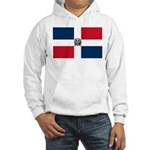 Dominican Republic Hooded Sweatshirt