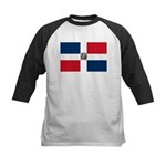 Dominican Republic Kids Baseball Jersey