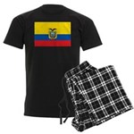 Ecuador Men's Dark Pajamas