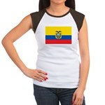 Ecuador Women's Cap Sleeve T-Shirt