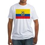 Ecuador Fitted T-Shirt