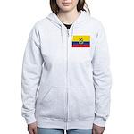 Ecuador Women's Zip Hoodie