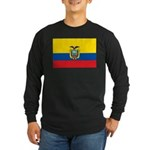 Ecuador Long Sleeve Dark T-Shirt