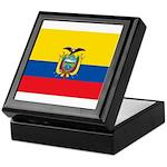 Ecuador Keepsake Box