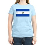 El Salvador Women's Light T-Shirt