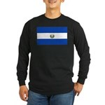 El Salvador Long Sleeve Dark T-Shirt