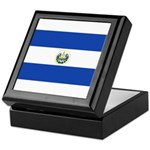 El Salvador Keepsake Box