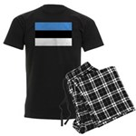 Estonia Men's Dark Pajamas