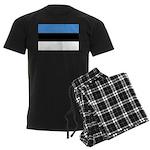 Estonia Men's Dark Pajamas