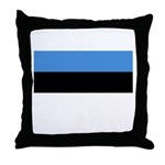 Estonia Throw Pillow