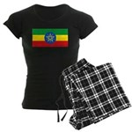 Ethiopia Women's Dark Pajamas