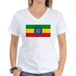 Ethiopia Women's V-Neck T-Shirt