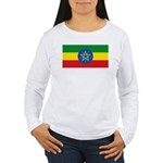 Ethiopia Women's Long Sleeve T-Shirt