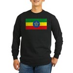 Ethiopia Long Sleeve Dark T-Shirt