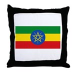 Ethiopia Throw Pillow