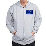 European Union Zip Hoodie
