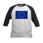 European Union Kids Baseball Jersey