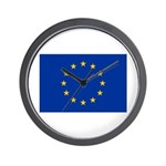 European Union Wall Clock