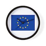 European Union Wall Clock