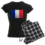 France Women's Dark Pajamas