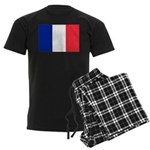 France Men's Dark Pajamas