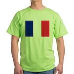 France Green T-Shirt