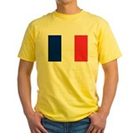 France Yellow T-Shirt