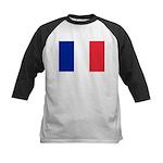 France Kids Baseball Jersey